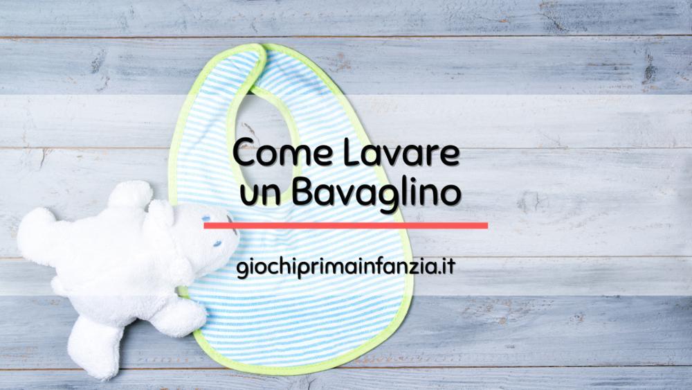 Read more about the article Come Lavare e Smacchiare un Bavaglino per Neonati